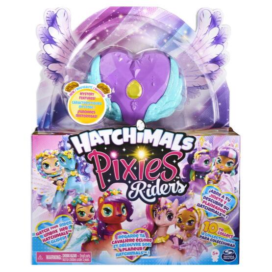 Pixie Creatura Fantastica Papusica Cu Unicorn
