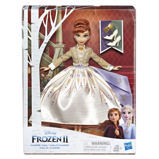 Papusa Ana Frozen2 Deluxe Arendelle Fashion
