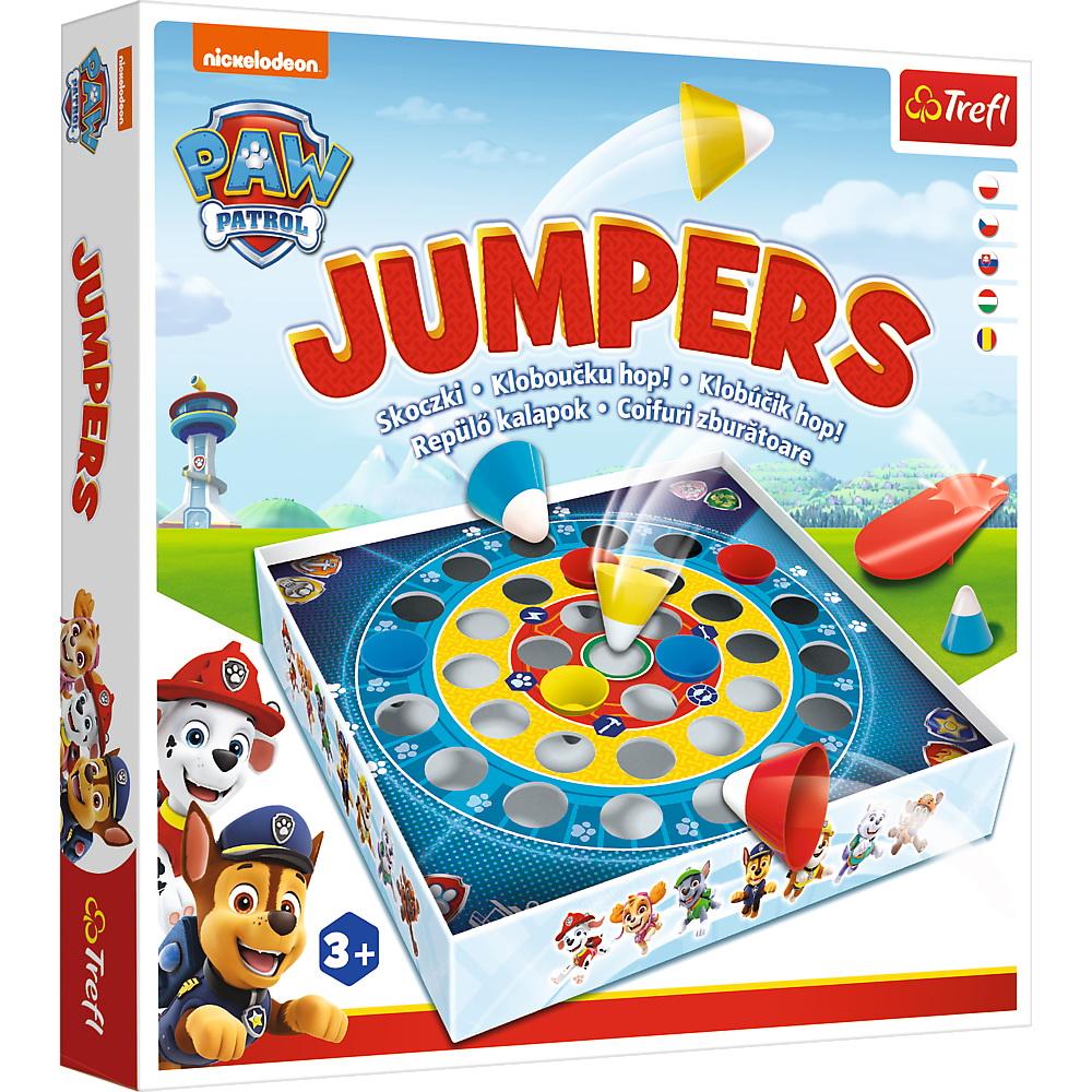 Joc Jumpers Patrula Catelusilor
