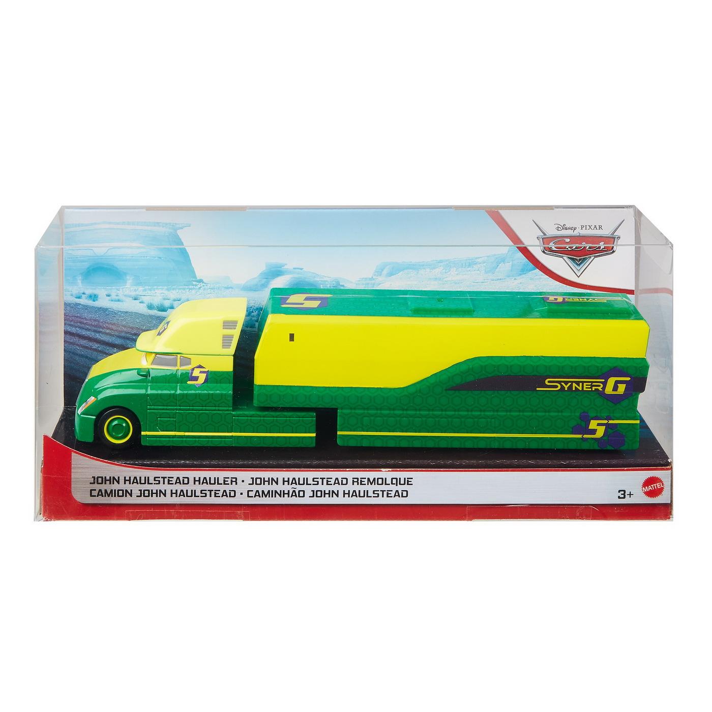 Cars Transportatorul John Haulsted Hauler