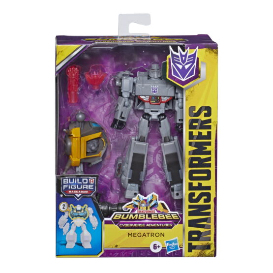 Transformers Robot Vehicul Cyberverse Deluxe Megatron