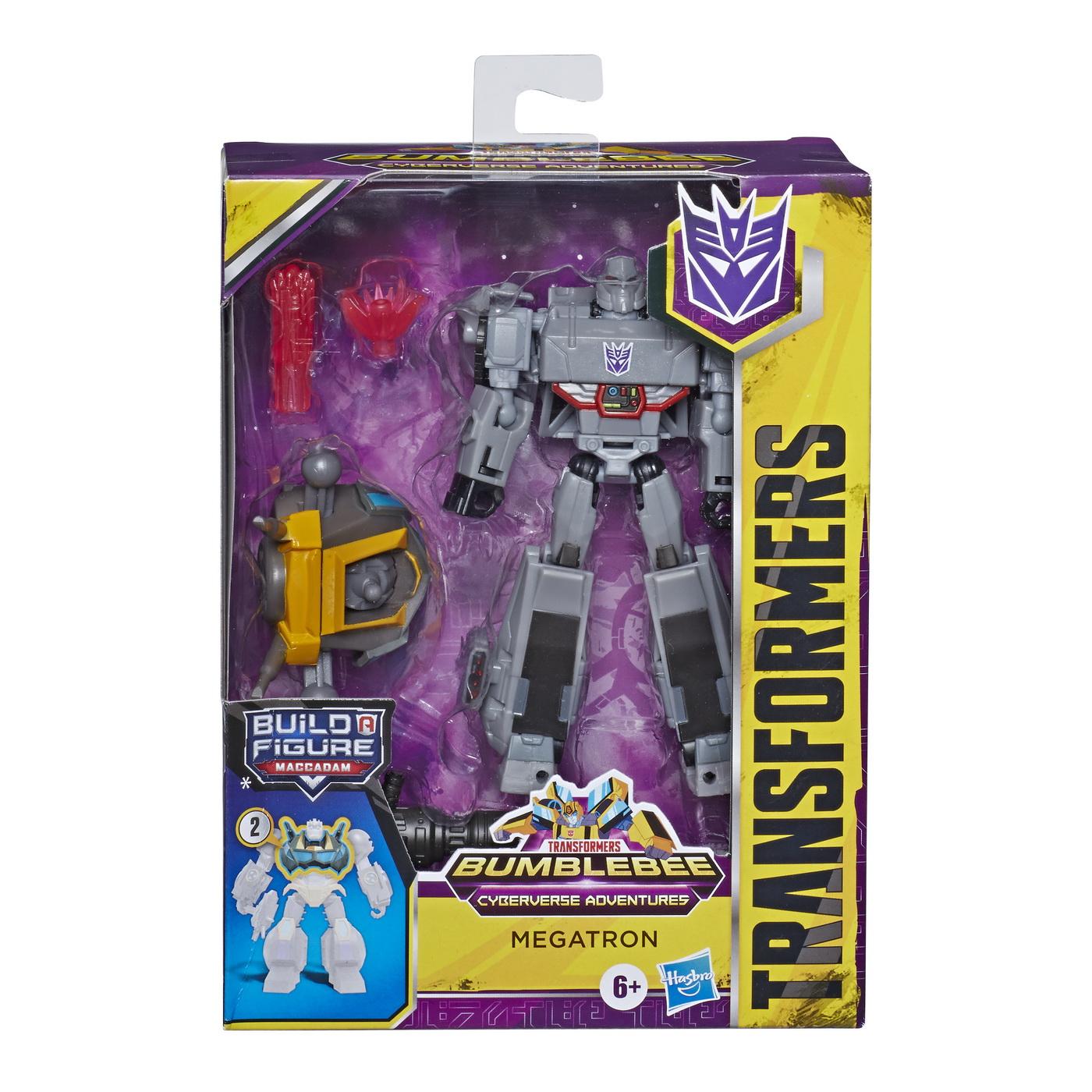 Transformers Robot Vehicul Cyberverse Deluxe Megatron