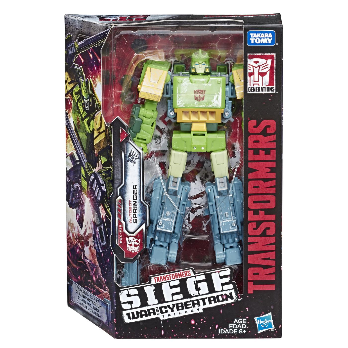 Transformers Voyager Robot Autobot Springer