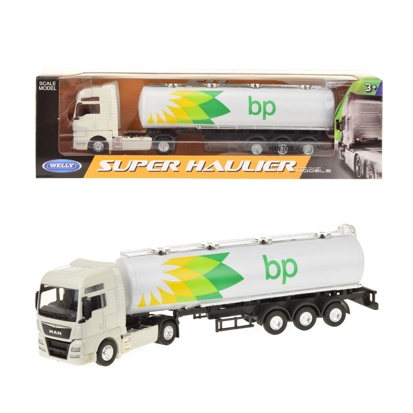 Camion Cisterna Bp