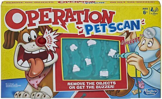 Joc Operatia Pet Scan