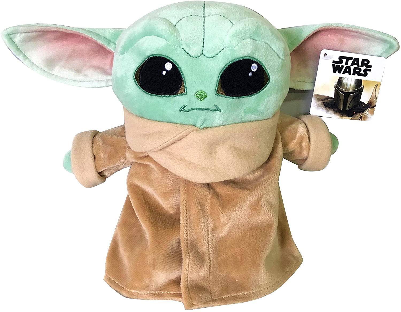 Baby Yoda Din Plus Mandalorian The Child 25cm
