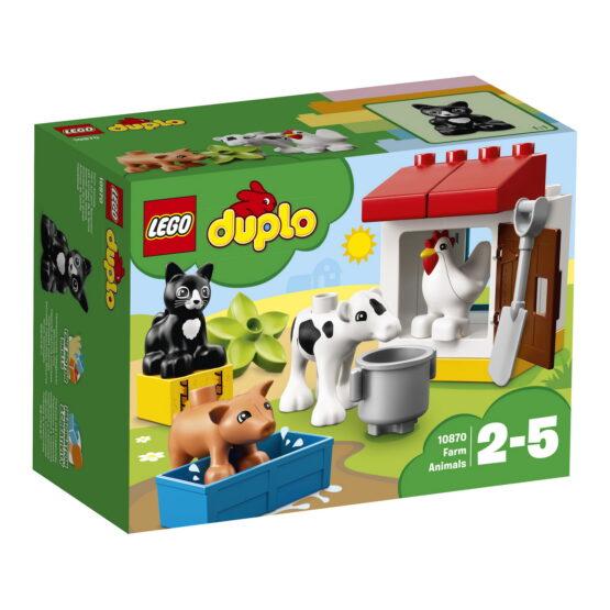 Lego Duplo Animalele De La FermĂ 10870