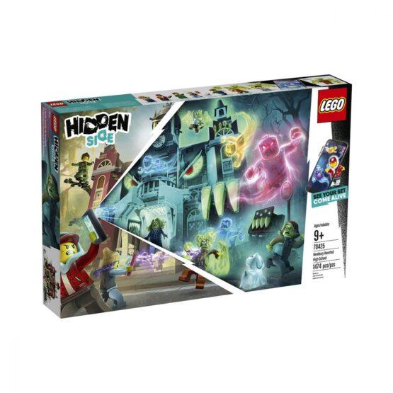 Lego Hidden Liceul BÂntuit Newbury 70425