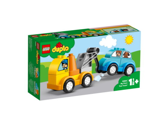 Lego Duplo Primul Meu Camion De Remorcare 10883