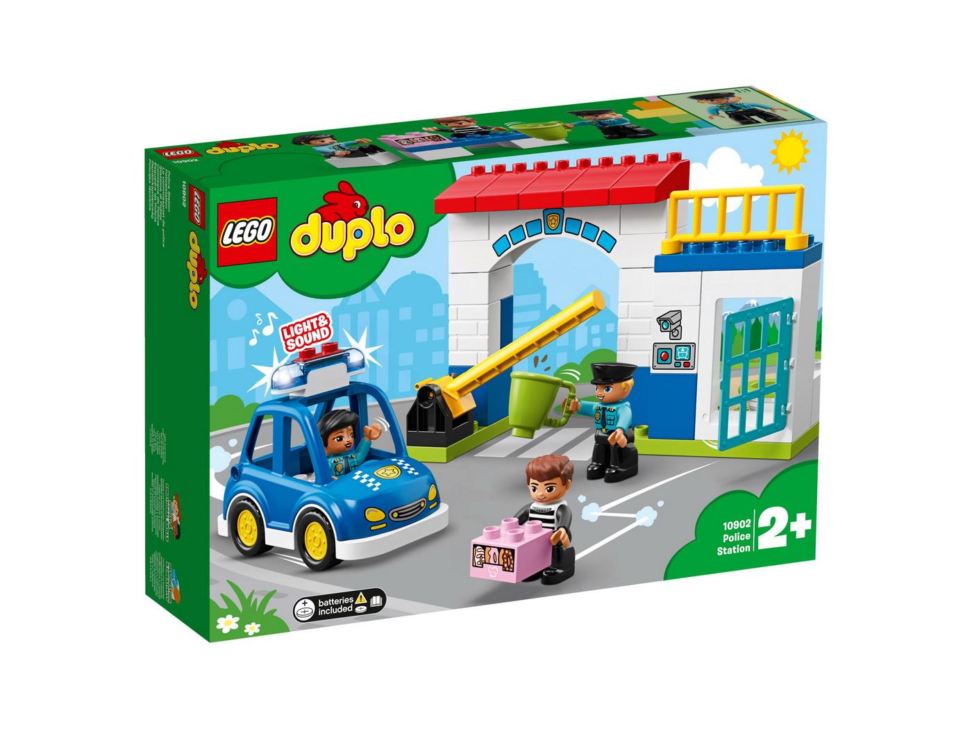 Lego Duplo Sectie De Politie 10902