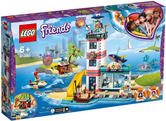 Lego Friends Centrul De Salvare De La Far 41380