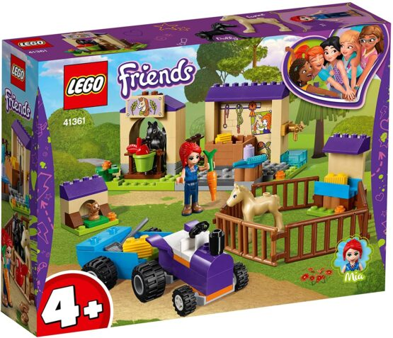 Lego Friends Grajdul Miei 41361