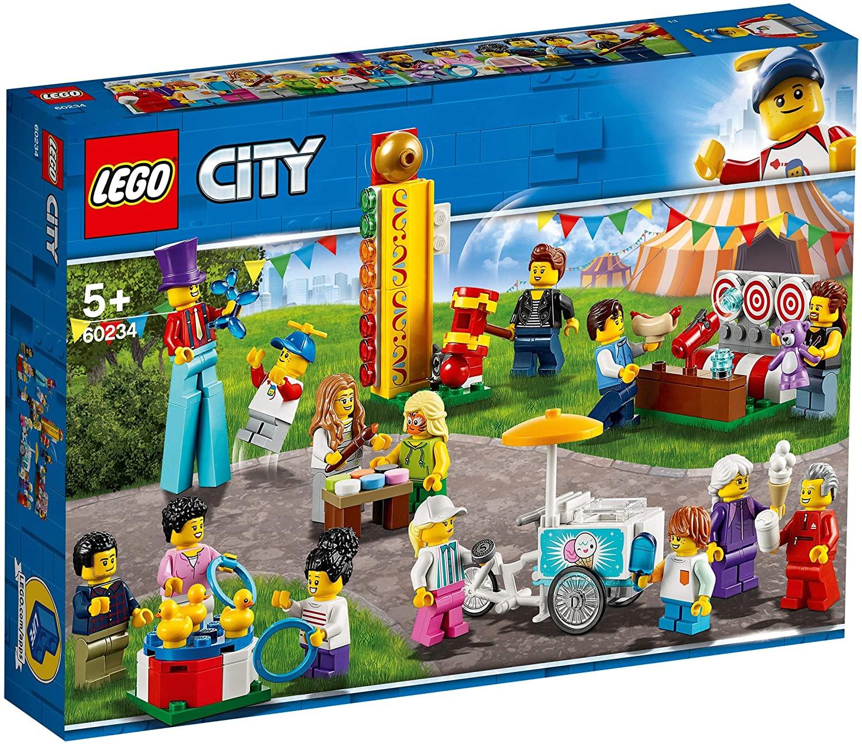 Lego City  Parcul De Distractii 60234