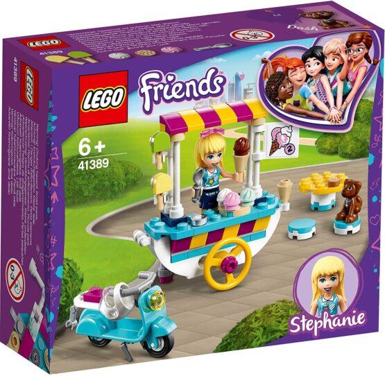 Lego Friends Stand Cu Inghetata 41389