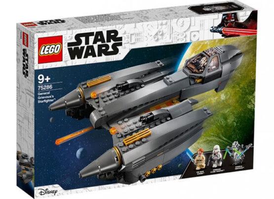 Lego Star Wars  Starfighter Al Generalului Grievous 75286