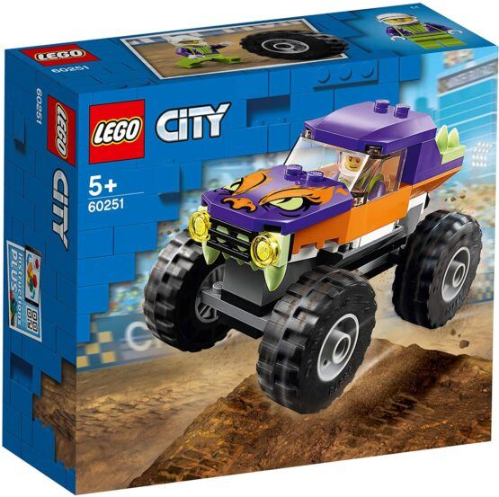Lego City Camion Gigant 60251