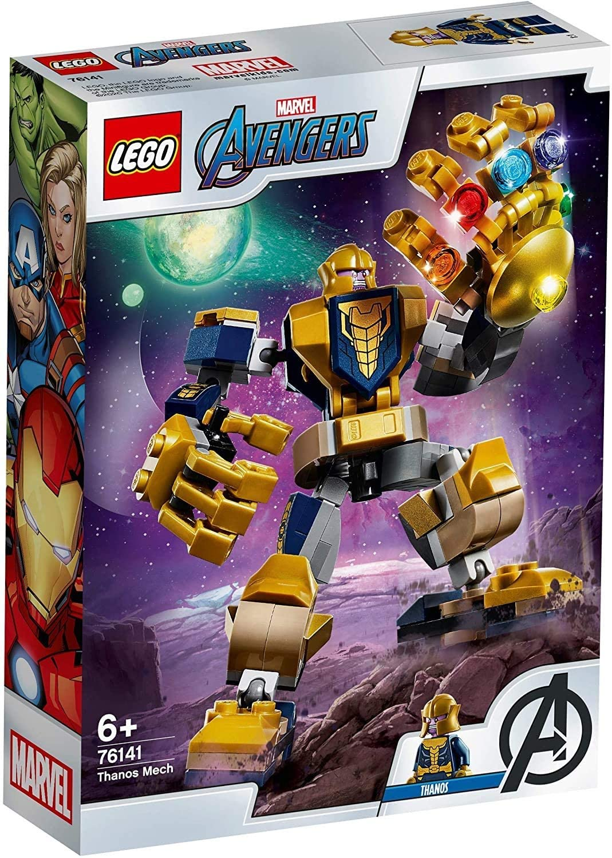 Lego Super Heroes Robot Thanos 76141