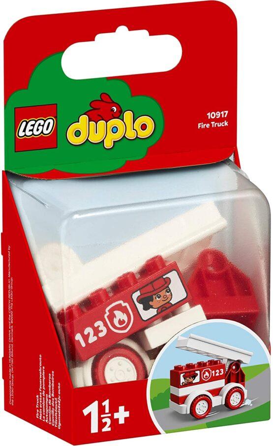 Lego Duplo Camionul De Pompieri 10917