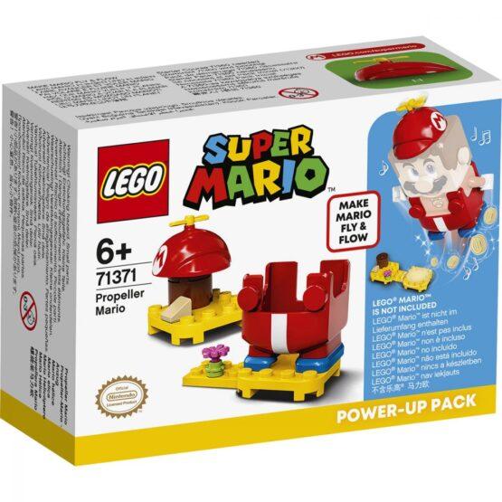 Lego Super Mario  Costum De Puteri Zbor 71371