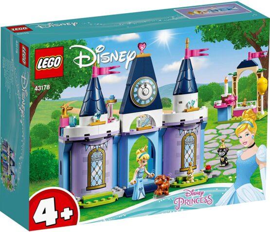 Lego Disney Princess Sarbatorirea Cenusaresei La Castel 43178