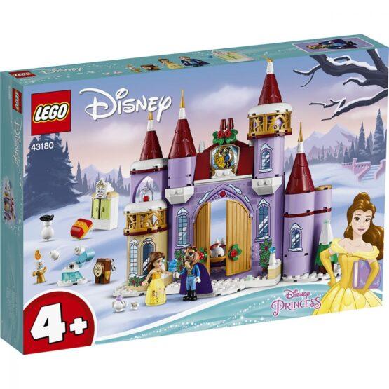 Lego Disney Princess  Sarbatoarea De Iarna La Castelul Bellei 43180