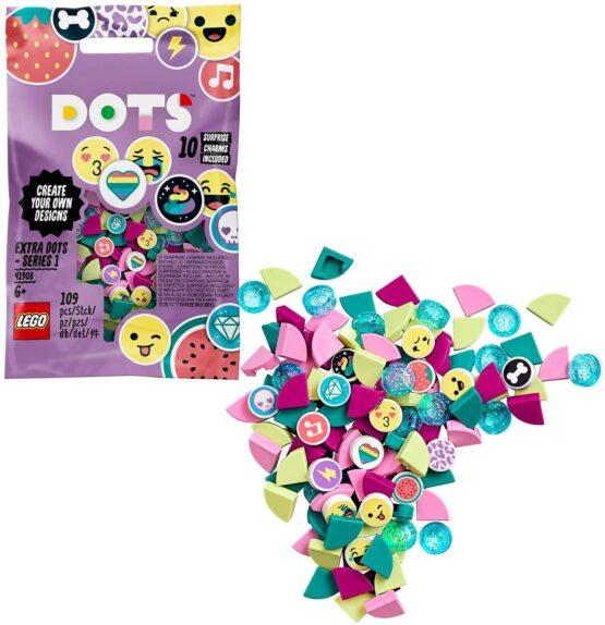 Lego Dots Dots Extra Seria 1 41908
