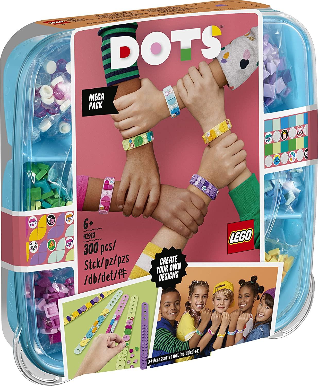 Lego Dots  Pachet 5 Bratari Bff 41913
