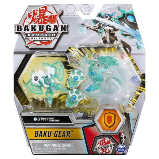Bakugan S2 Bila Ultra Eenoch Cu Echipament Baku-gear