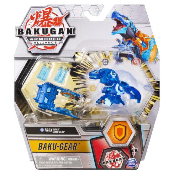Bakugan S2 Bila Ultra Trox Cu Echipament Baku-gear