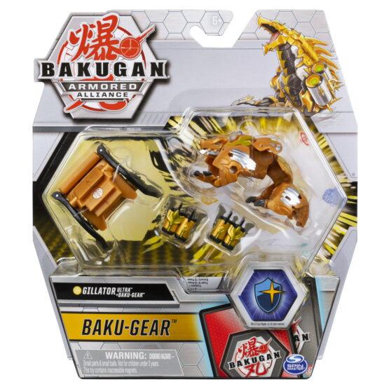Bakugan S2 Bila Ultra Gillator Cu Echipament Baku-gear