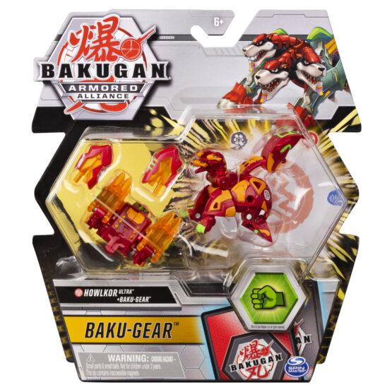 Bakugan S2 Bila Ultra Howlkor Cu Echipament Baku-gear