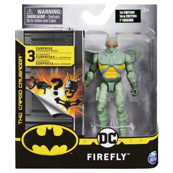 Figurina Firefly 10cm Cu 3 Accesorii Surpriza