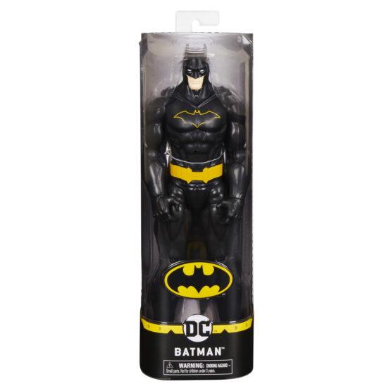 Figurina Batman In Costum Negru Lucios 30cm