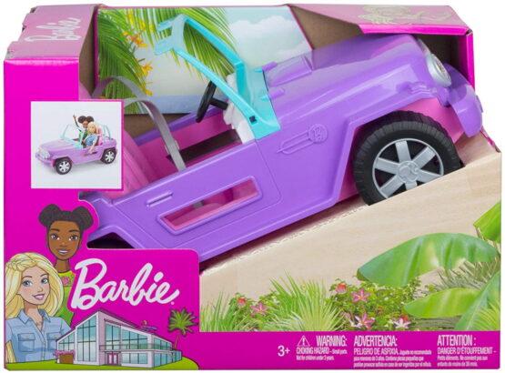 Barbie Masina De Teren