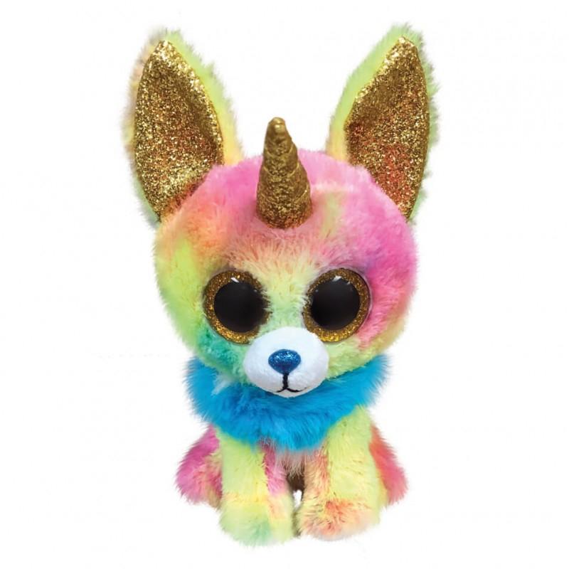Plus Ty 15cm Boos Catel Chihuahua Unicorn Yips