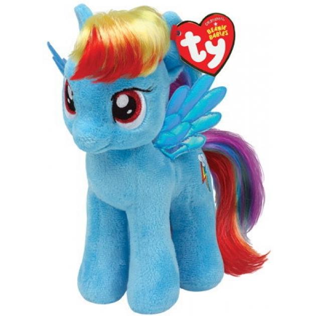 Plus Ty 18cm Rainbow Dash My Little Pony