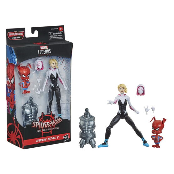 Spider-man Legends Figurina Gwen Stacy