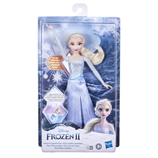 Papusa Frozen2 Elsa Inoata Si Lumineaza