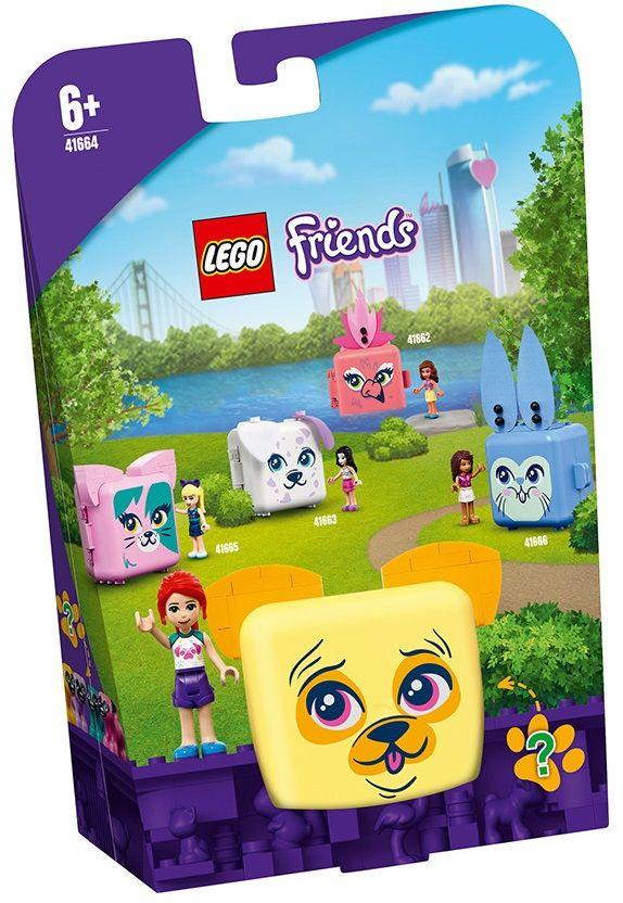 Lego Friends Cubul Pug Al Miei 41664