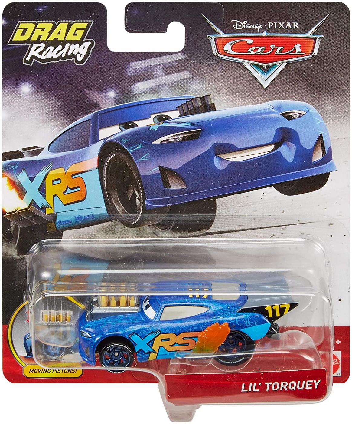 Cars Xrs Masinuta Metalica De Curse Personajul Lil Torque
