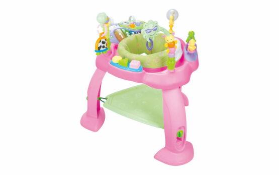 Centru De Activitati Pentru Bebelusi – Roz