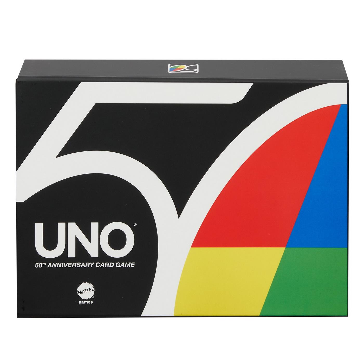 Carti De Joc Uno 50 Ani