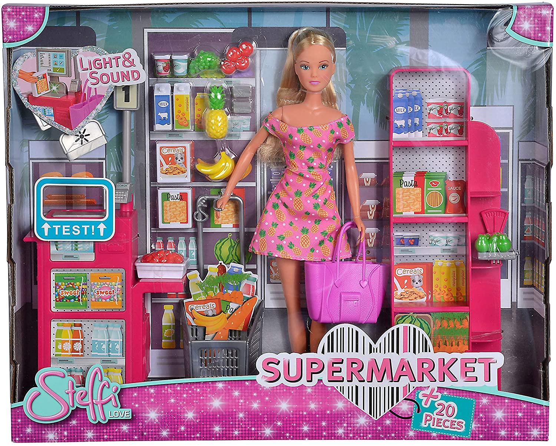 Set Steffi Love Papusa La Supermarket
