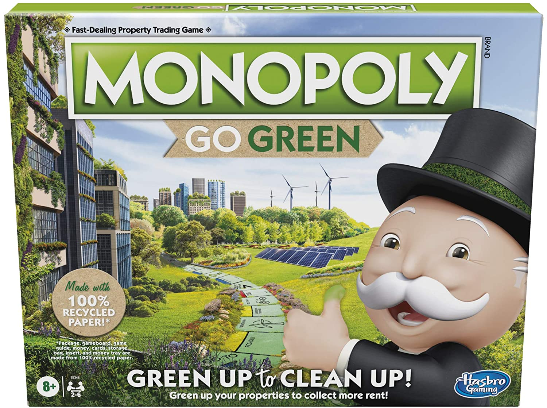 Monopoly Go Green Limba Romana