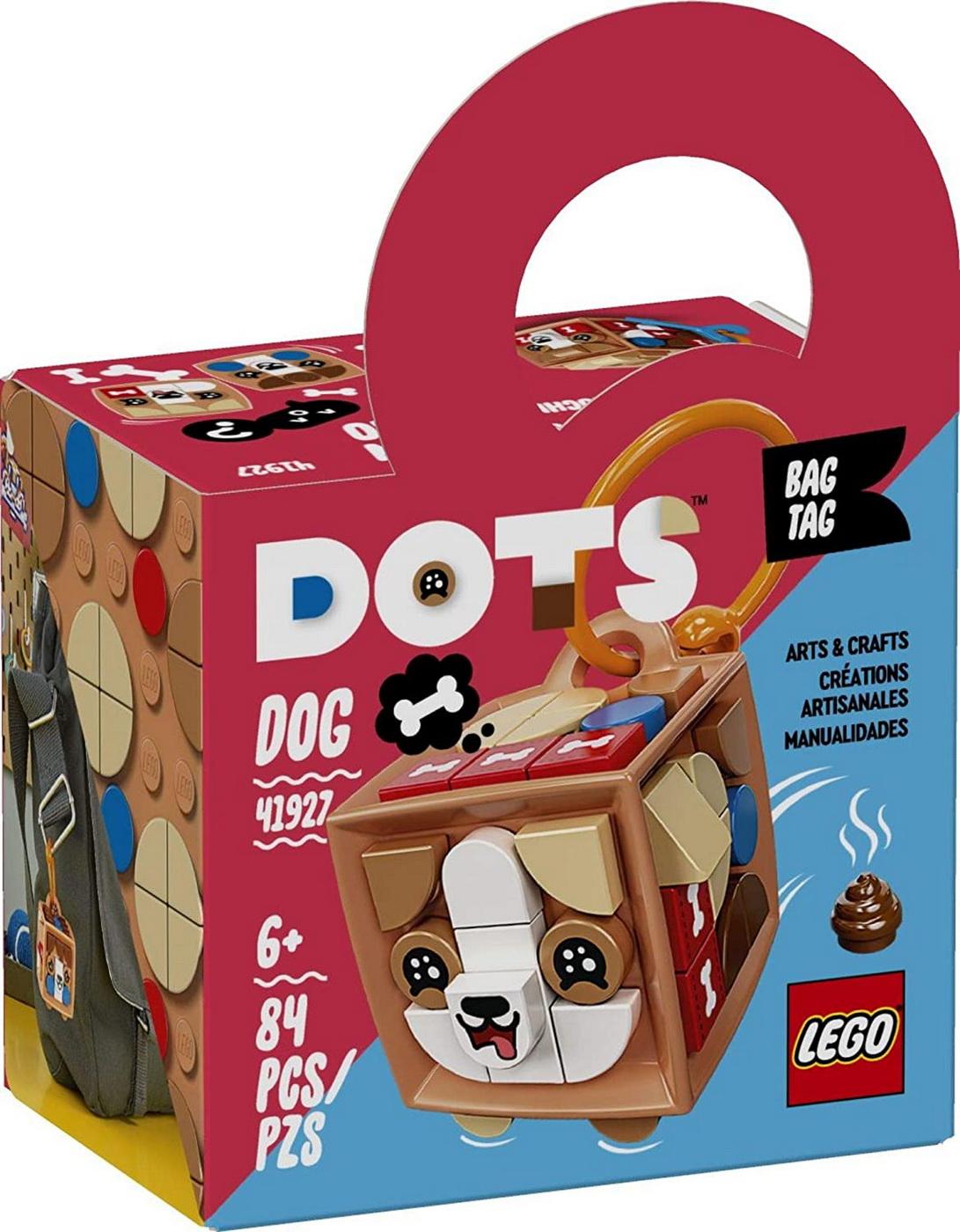 Lego Dots Caine Ecuson De Bagaj 41927