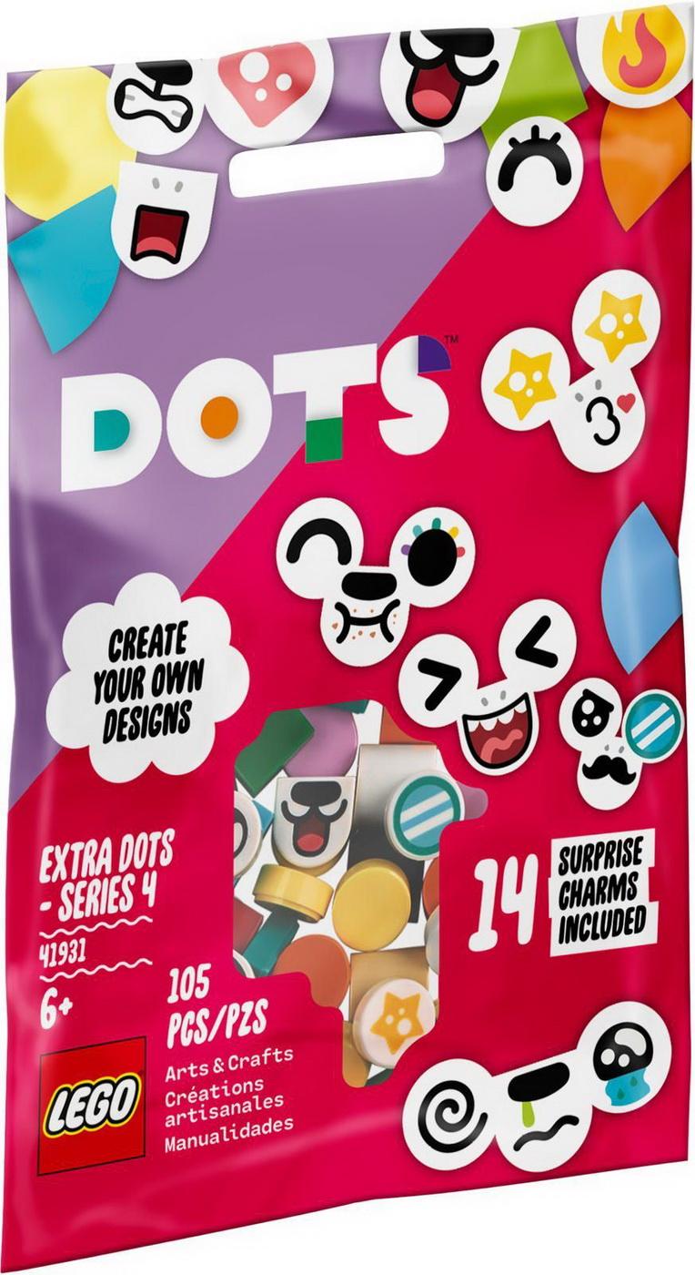 Lego Dots Dots Suplimentare – Seria4 41931