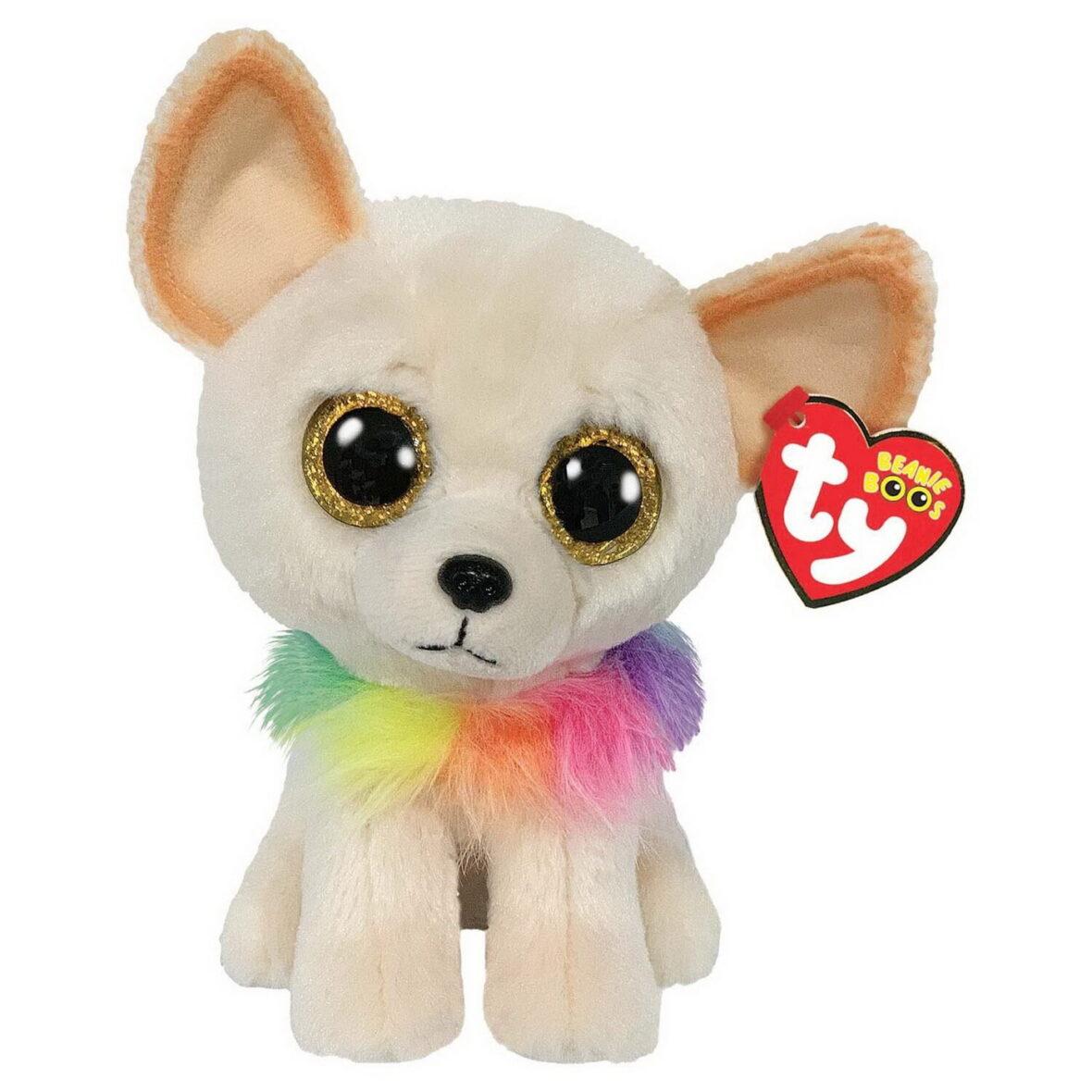 Plus Ty 15cm Chihuahua Multicolor