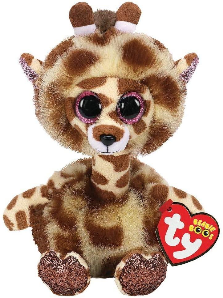 Plus Ty 24cm Girafa Cu Gatul Lung