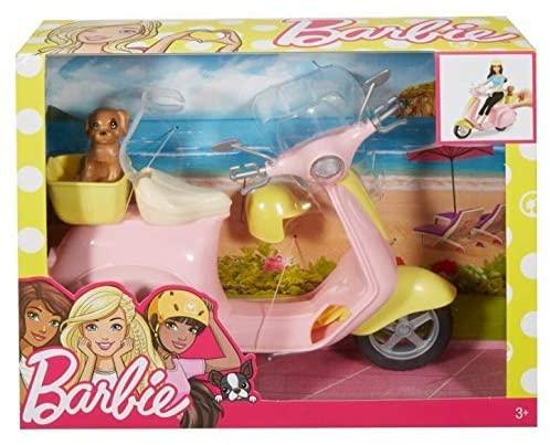 Barbie Scuter