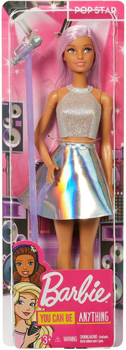 Barbie Papusa Cariere Vedeta Pop